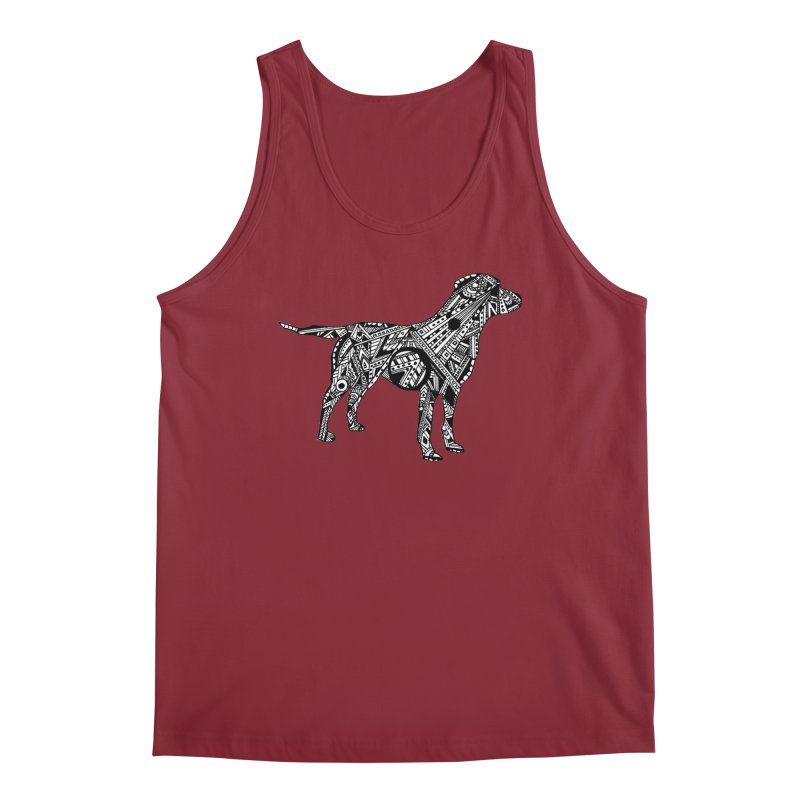 LABRADOR Men's Tank by designsbydana's Artist Shop
