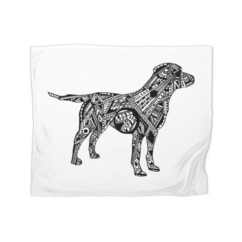 LABRADOR Home Blanket by designsbydana's Artist Shop