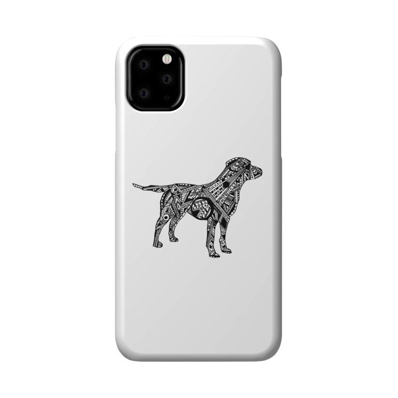 LABRADOR Accessories Phone Case by designsbydana's Artist Shop