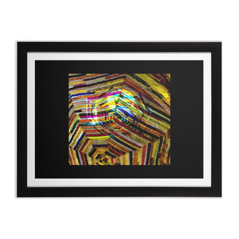 COLORS Home Framed Fine Art Print by designsbydana's Artist Shop
