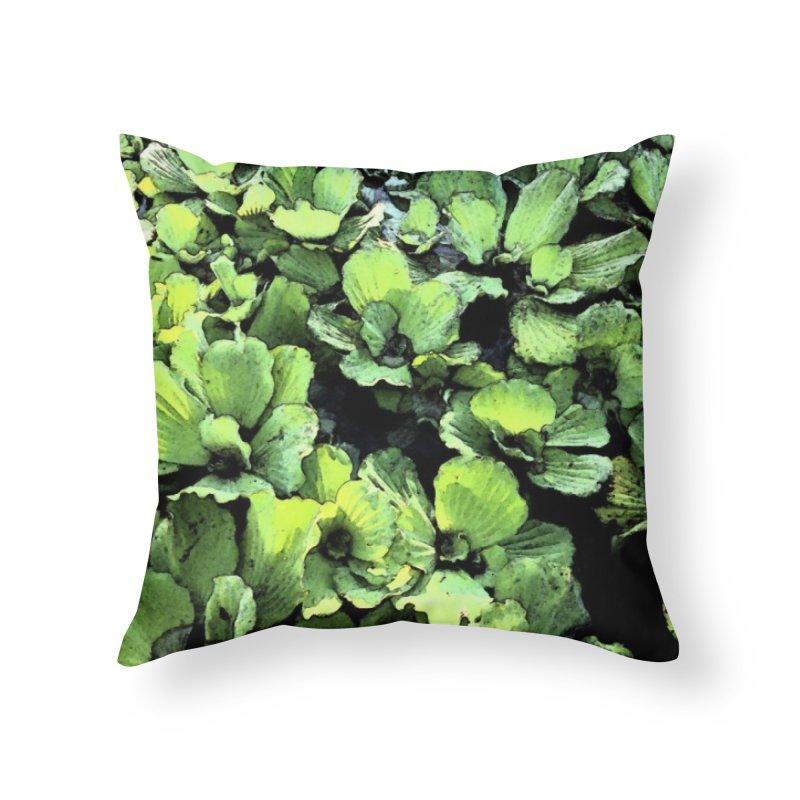 FRESCO LILLY Home Throw Pillow by designsbydana's Artist Shop