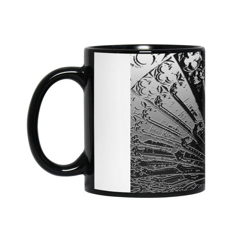BLACK DECO Accessories Standard Mug by designsbydana's Artist Shop