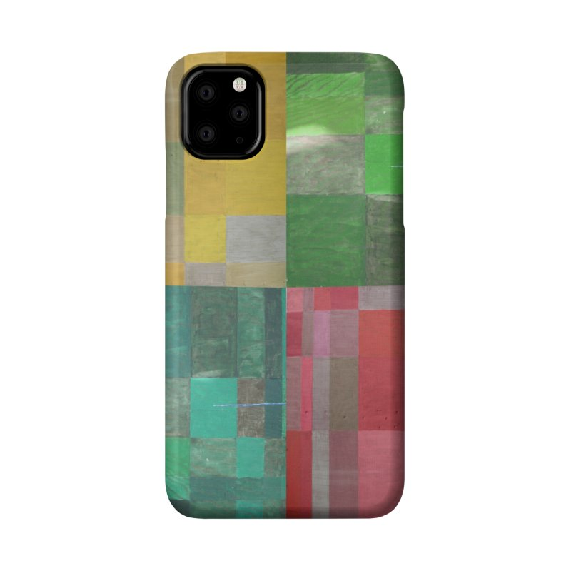 BRIGHT BLOCKS Accessories Phone Case by designsbydana's Artist Shop