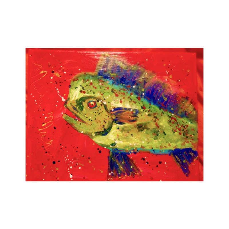 MAHI MAHI Home Throw Pillow by designsbydana's Artist Shop