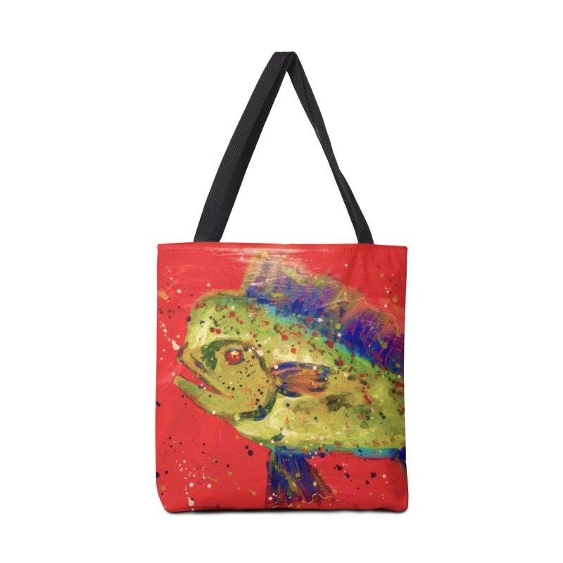 MAHI MAHI Accessories Bag by designsbydana's Artist Shop