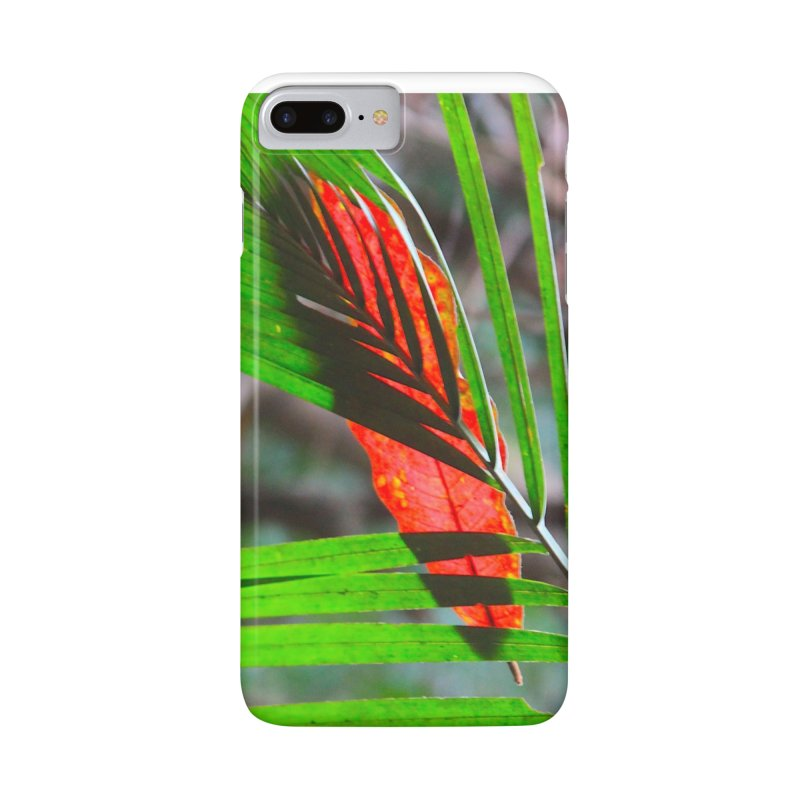 AMAZON LEAVES Accessories Phone Case by designsbydana's Artist Shop
