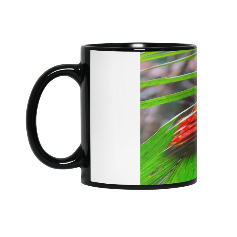 AMAZON LEAVES Accessories Standard Mug by designsbydana's Artist Shop