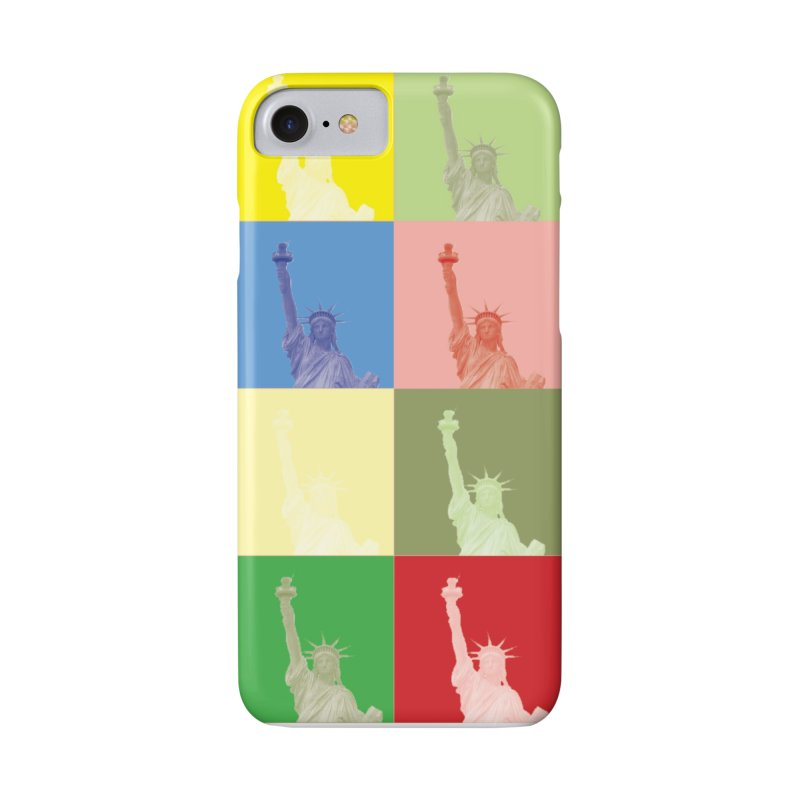 LIBERTY Accessories Phone Case by designsbydana's Artist Shop