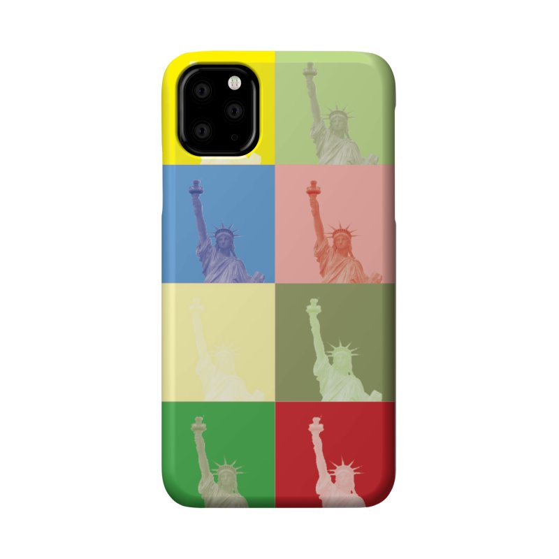 LIBERTY Accessories Phone Case by designsbydana's Artist Shop