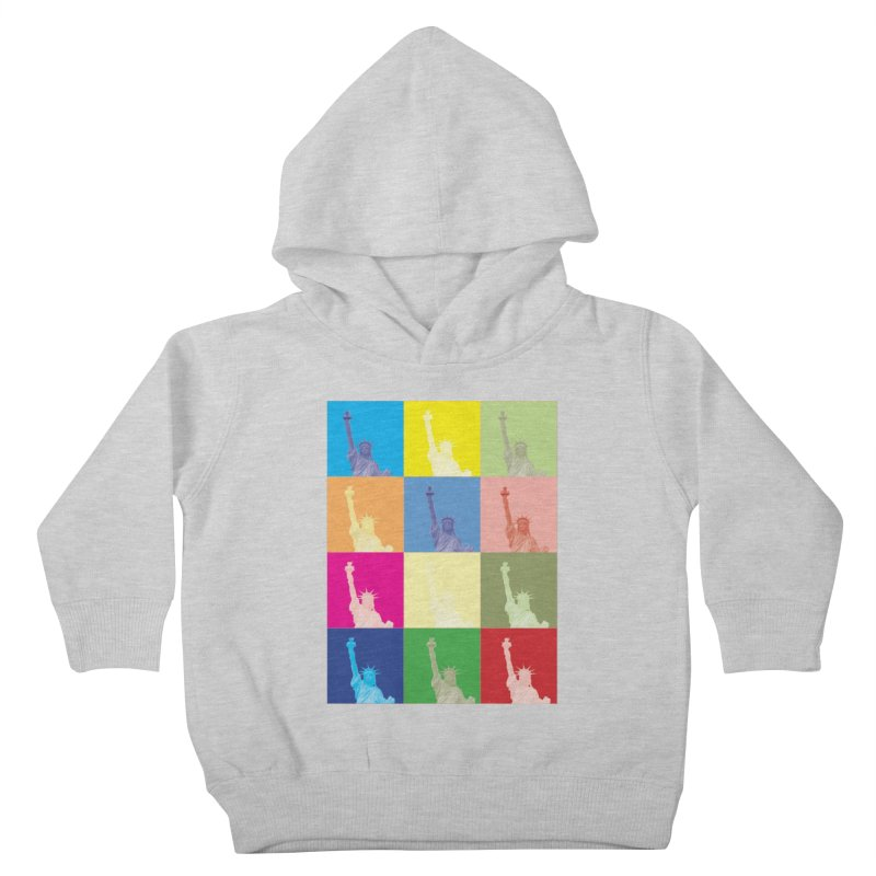 LIBERTY Kids Toddler Pullover Hoody by designsbydana's Artist Shop