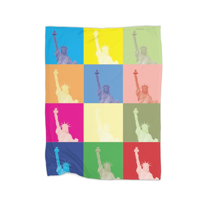 LIBERTY Home Blanket by designsbydana's Artist Shop