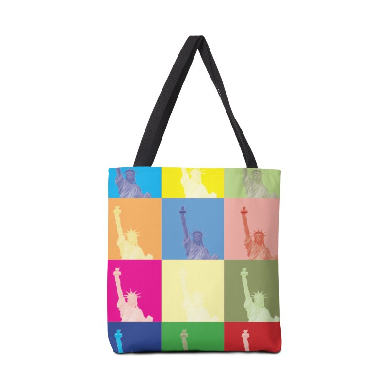 LIBERTY Accessories Tote Bag Bag by designsbydana's Artist Shop