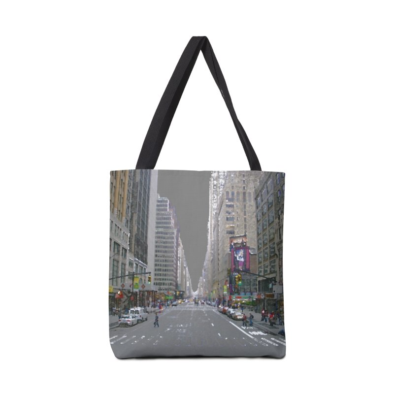 NYC PAINT Accessories Tote Bag Bag by designsbydana's Artist Shop