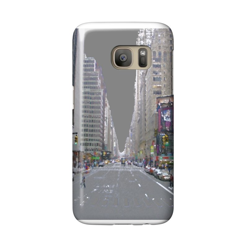 NYC PAINT Accessories Phone Case by designsbydana's Artist Shop
