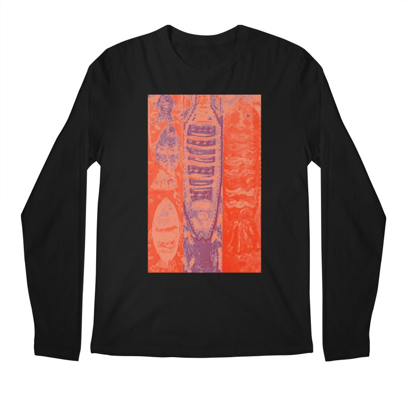 FISH BATIK Men's Regular Longsleeve T-Shirt by designsbydana's Artist Shop