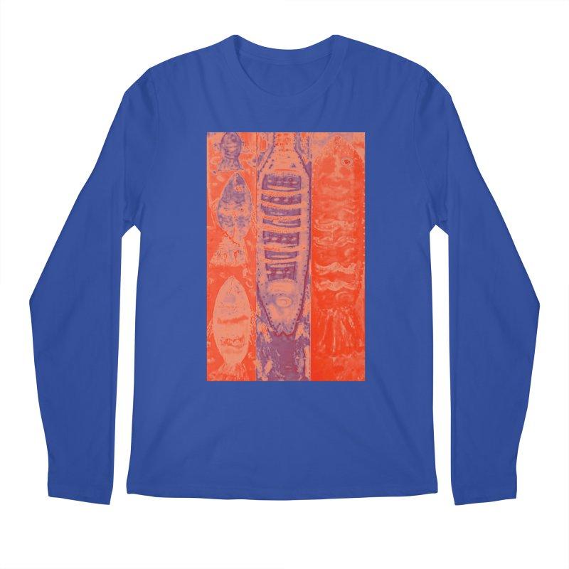 FISH BATIK Men's Regular Longsleeve T-Shirt by designsbydana's Artist Shop