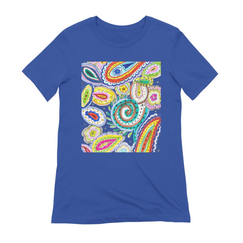 WILD Women's Extra Soft T-Shirt by designsbydana's Artist Shop