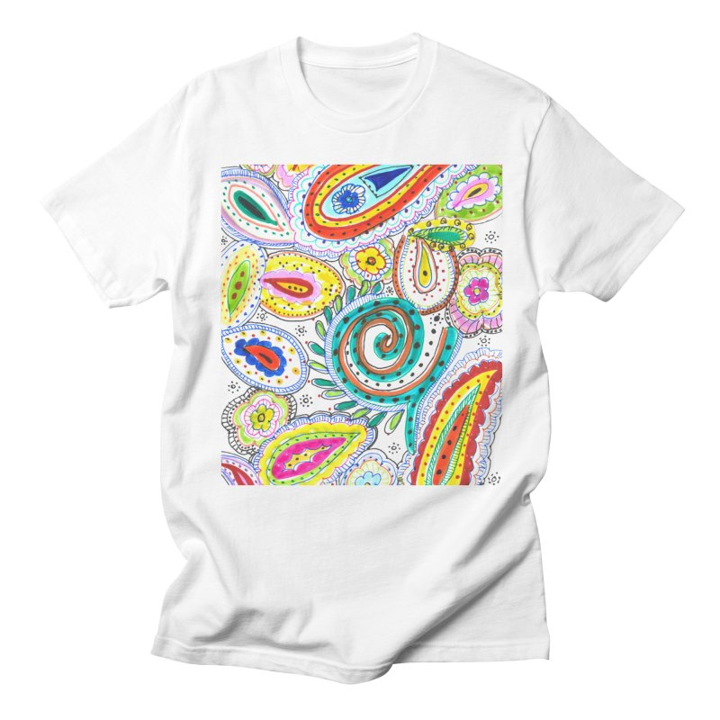 WILD Women's Regular Unisex T-Shirt by designsbydana's Artist Shop
