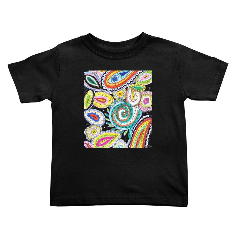 WILD Kids Toddler T-Shirt by designsbydana's Artist Shop