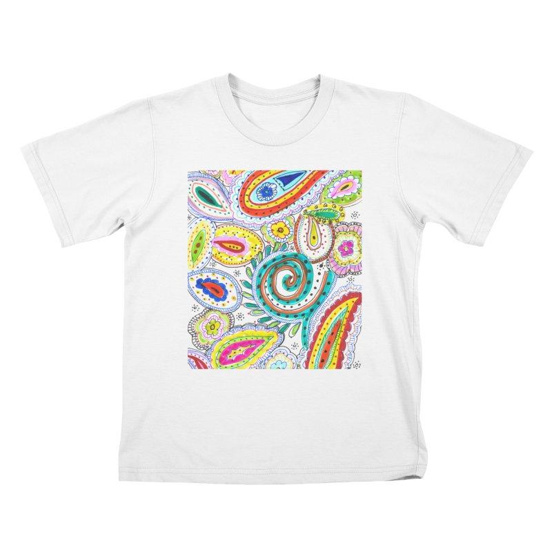 WILD Kids T-Shirt by designsbydana's Artist Shop