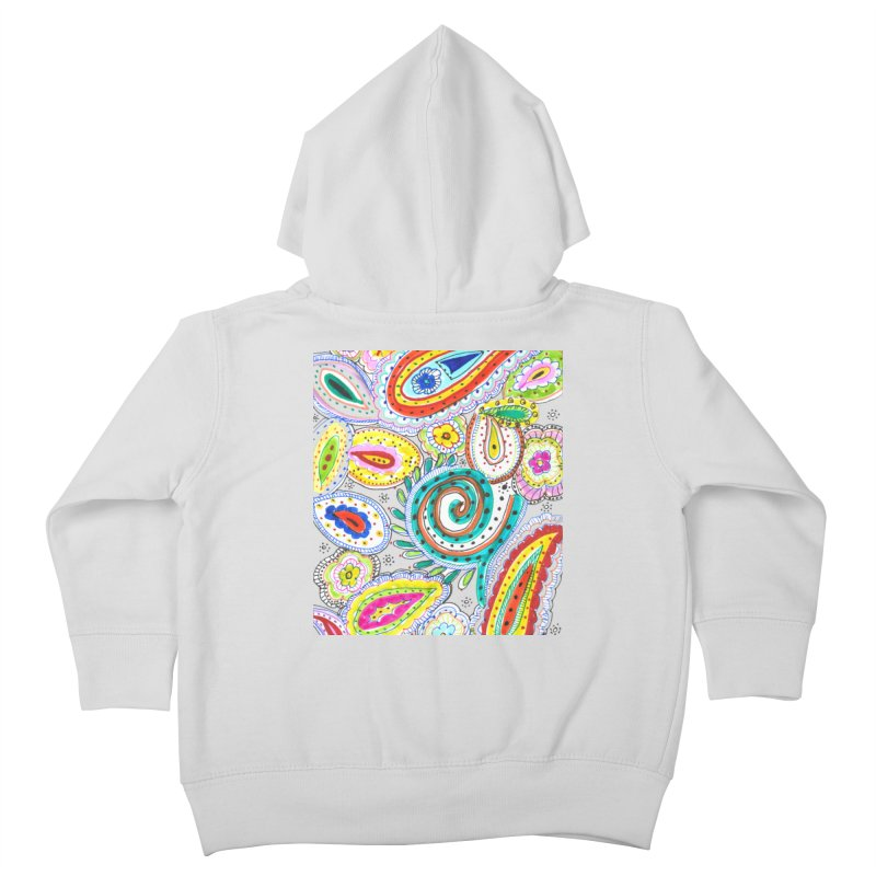 WILD Kids Toddler Zip-Up Hoody by designsbydana's Artist Shop