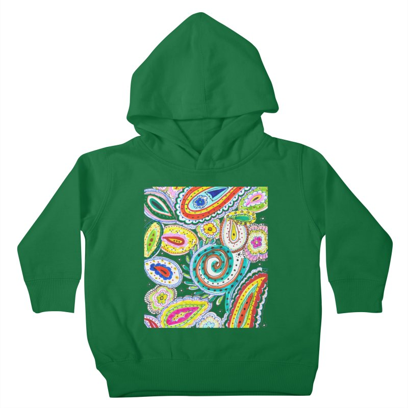 WILD Kids Toddler Pullover Hoody by designsbydana's Artist Shop