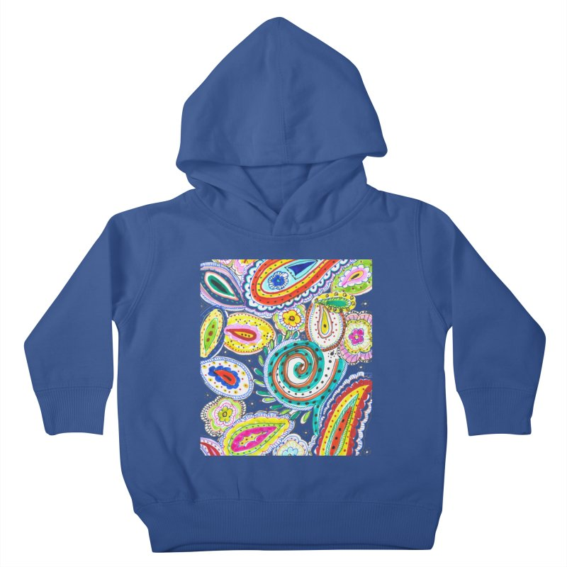WILD Kids Toddler Pullover Hoody by designsbydana's Artist Shop
