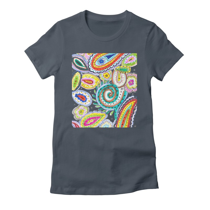 WILD Women's T-Shirt by designsbydana's Artist Shop