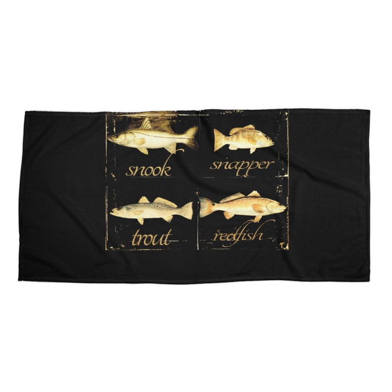 GRAND SLAM Accessories Beach Towel by designsbydana's Artist Shop