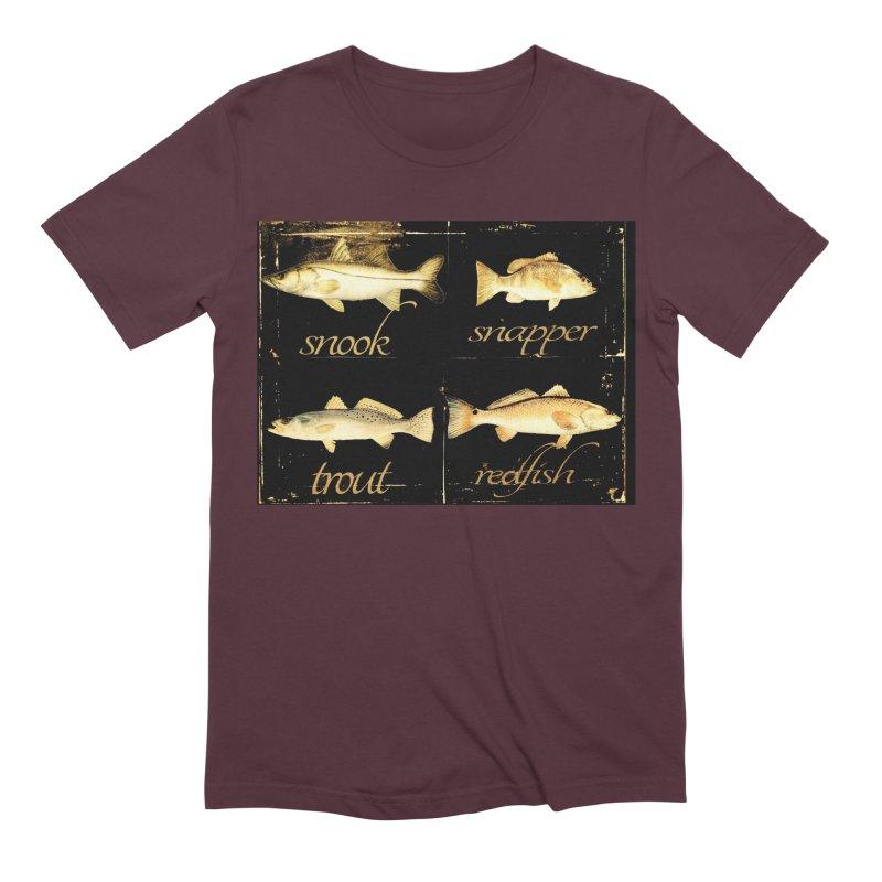 GRAND SLAM Men's Extra Soft T-Shirt by designsbydana's Artist Shop