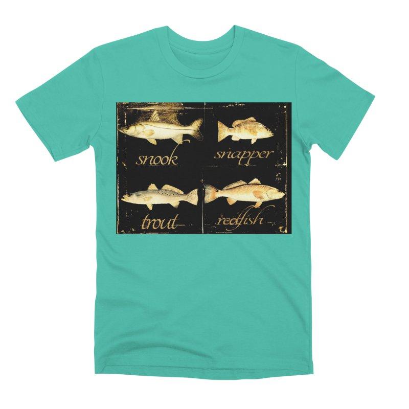 GRAND SLAM Men's Premium T-Shirt by designsbydana's Artist Shop