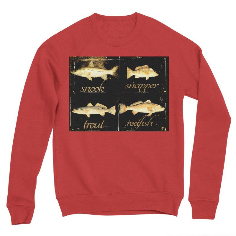 GRAND SLAM Men's Sponge Fleece Sweatshirt by designsbydana's Artist Shop