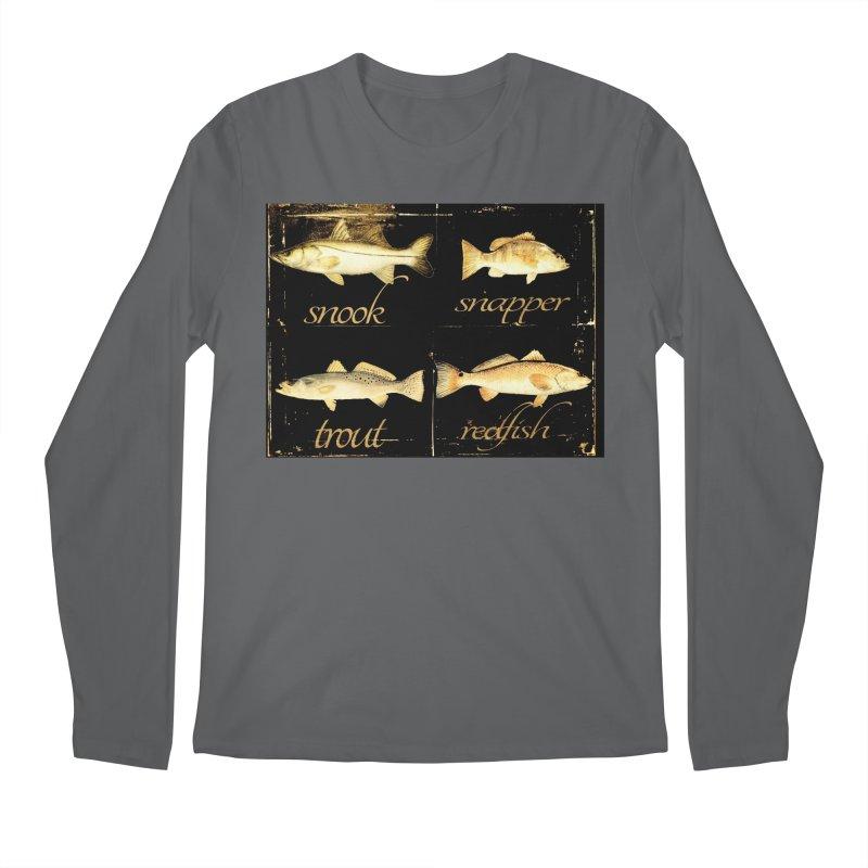 GRAND SLAM Men's Longsleeve T-Shirt by designsbydana's Artist Shop