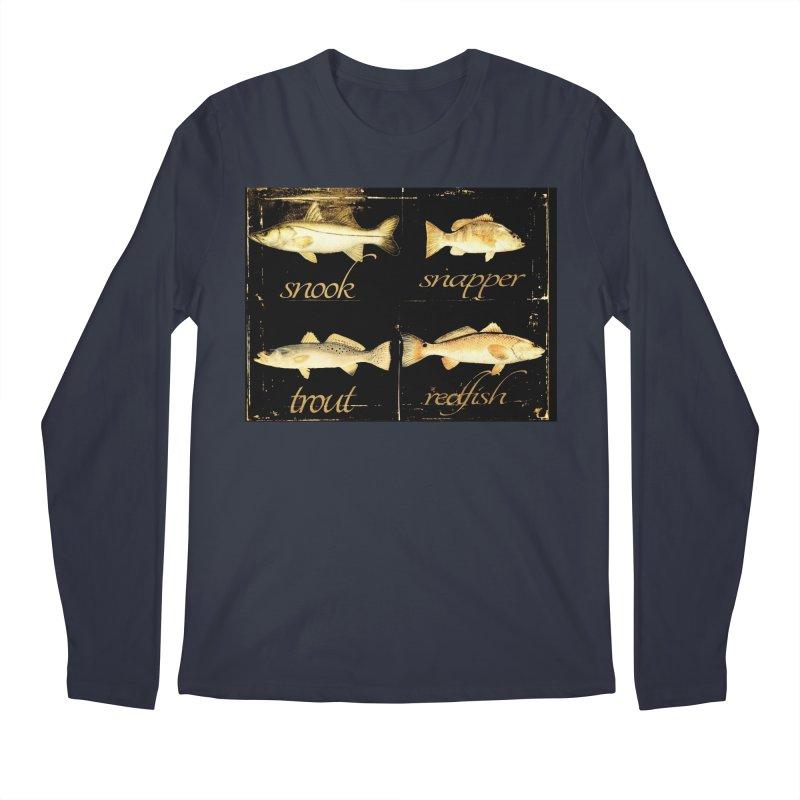 GRAND SLAM Men's Regular Longsleeve T-Shirt by designsbydana's Artist Shop