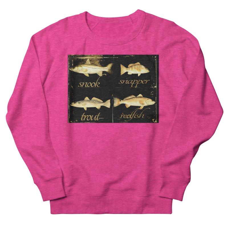 GRAND SLAM Women's French Terry Sweatshirt by designsbydana's Artist Shop