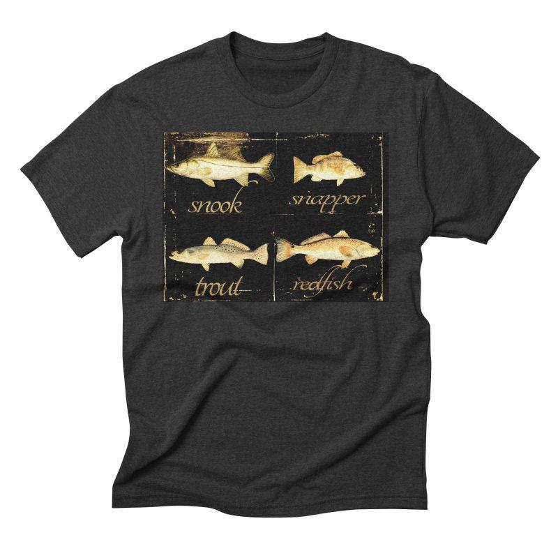 GRAND SLAM Men's Triblend T-Shirt by designsbydana's Artist Shop