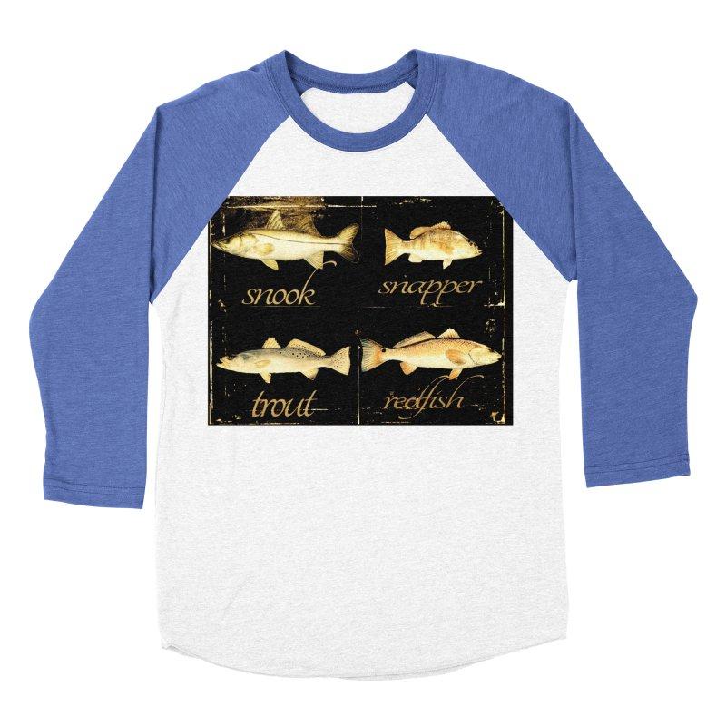 GRAND SLAM Women's Baseball Triblend Longsleeve T-Shirt by designsbydana's Artist Shop