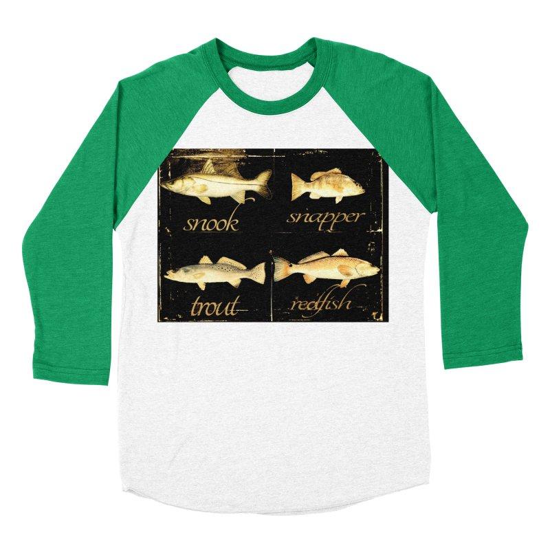 GRAND SLAM Men's Baseball Triblend Longsleeve T-Shirt by designsbydana's Artist Shop