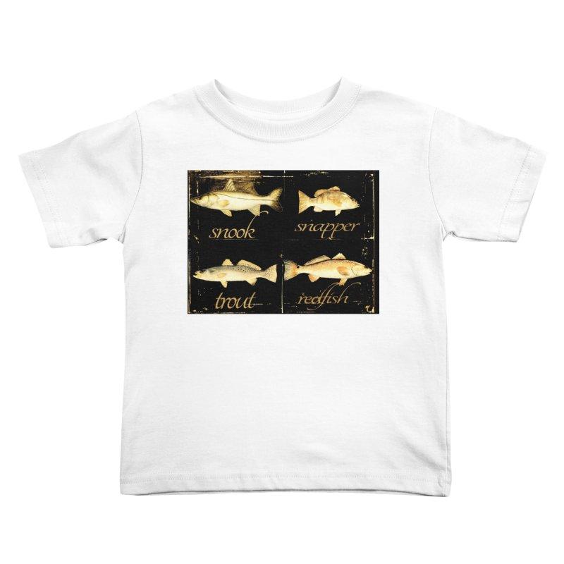 GRAND SLAM Kids Toddler T-Shirt by designsbydana's Artist Shop