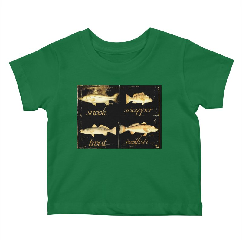 GRAND SLAM Kids Baby T-Shirt by designsbydana's Artist Shop