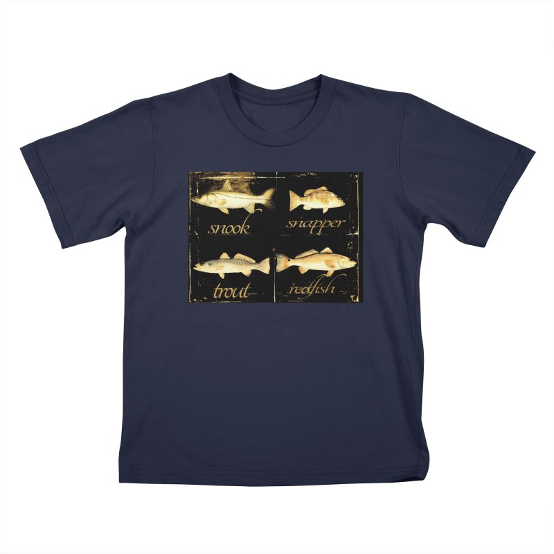 GRAND SLAM Kids T-Shirt by designsbydana's Artist Shop