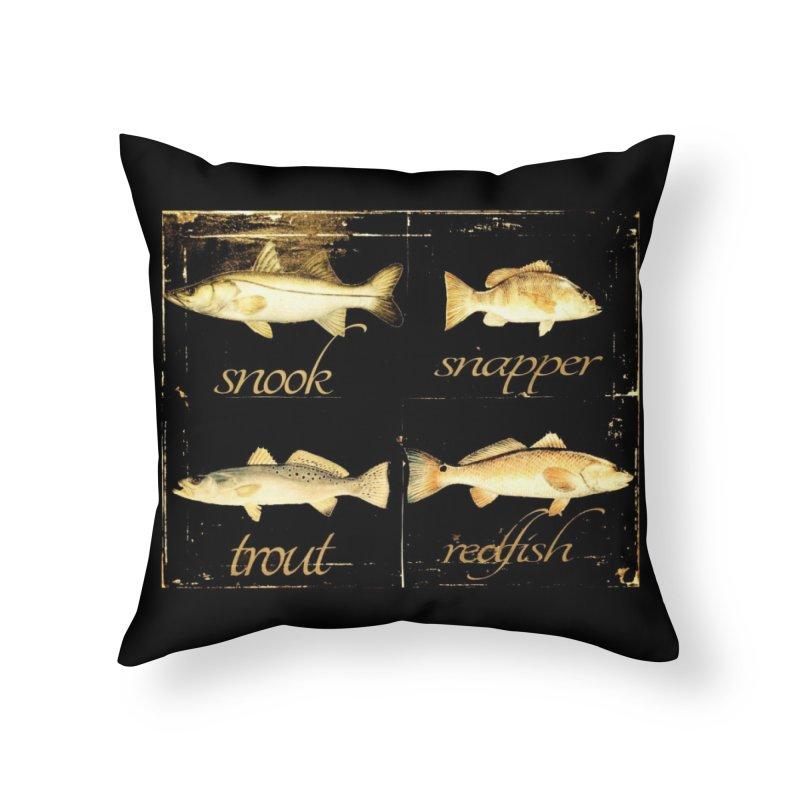GRAND SLAM Home Throw Pillow by designsbydana's Artist Shop