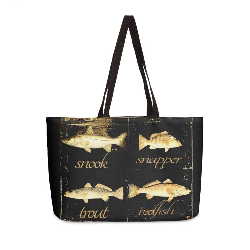 GRAND SLAM Accessories Weekender Bag Bag by designsbydana's Artist Shop