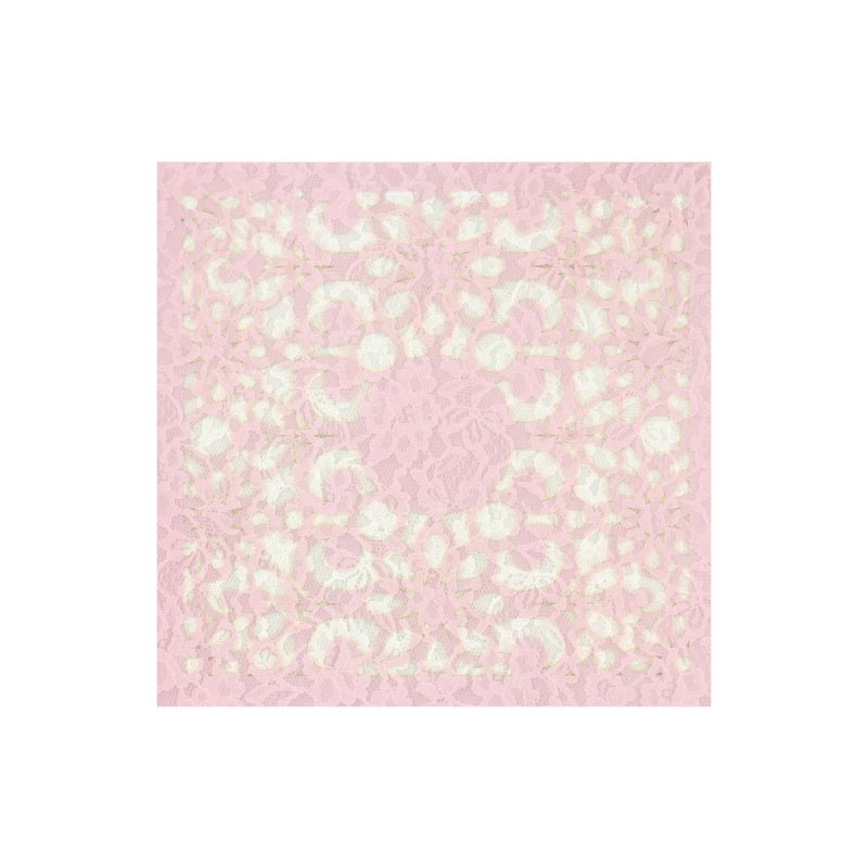 PINK LACE Home Shower Curtain by designsbydana's Artist Shop