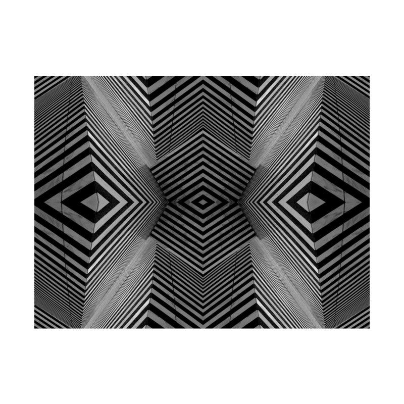 HYPNOTIC Home Mounted Aluminum Print by designsbydana's Artist Shop