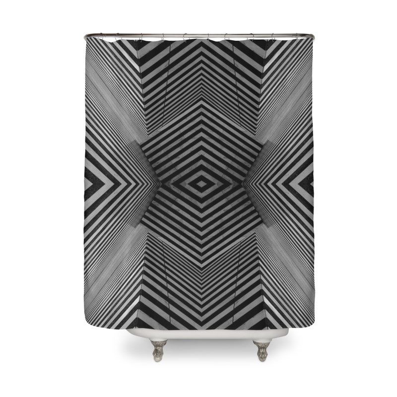 HYPNOTIC Home Shower Curtain by designsbydana's Artist Shop