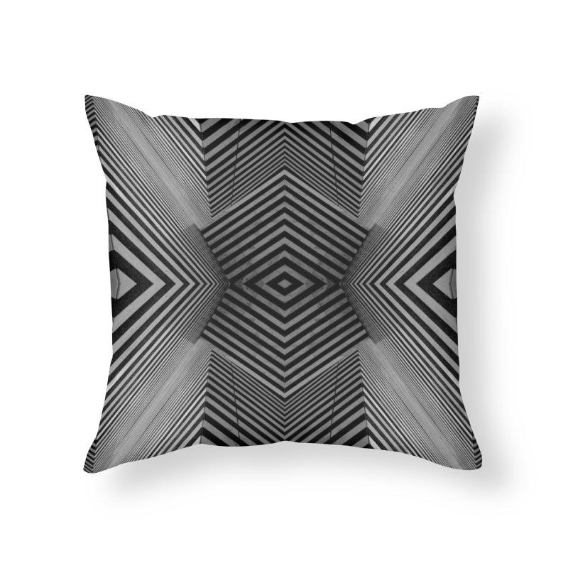 HYPNOTIC Home Throw Pillow by designsbydana's Artist Shop