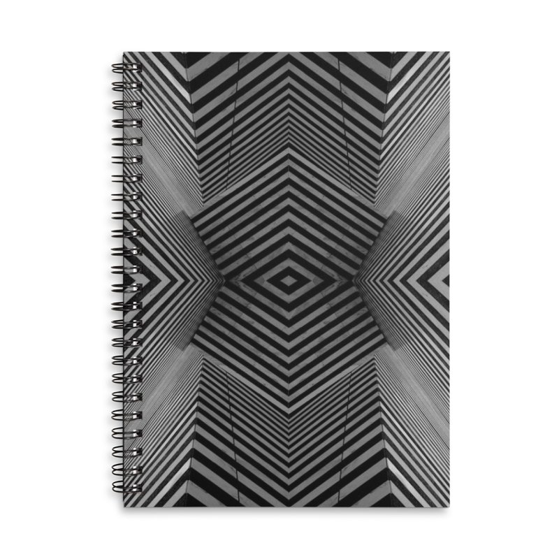 HYPNOTIC Accessories Lined Spiral Notebook by designsbydana's Artist Shop