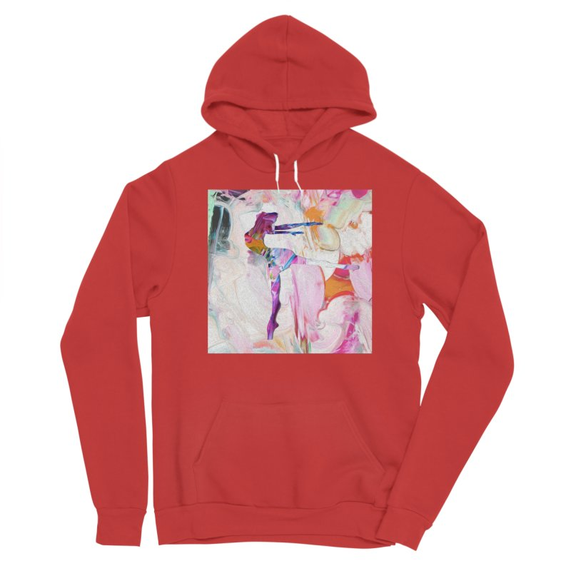 On Point Women's Pullover Hoody by designsbydana's Artist Shop