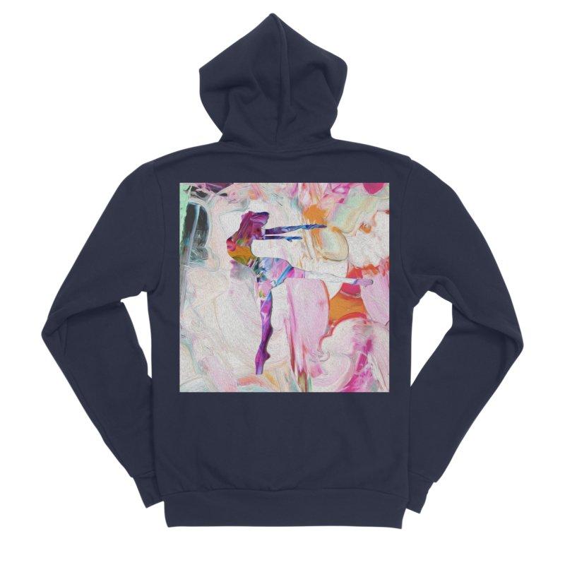 On Point Women's Sponge Fleece Zip-Up Hoody by designsbydana's Artist Shop